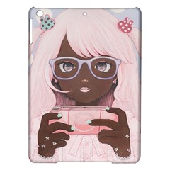 Gamergirl 3 Ipad Air Hardshell Cases by kaoruhasegawa
