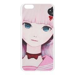 Sweet Tuesday Apple Seamless iPhone 6 Plus/6S Plus Case (Transparent) by kaoruhasegawa
