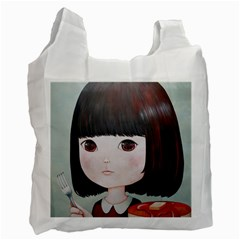 Maplesyrupsyndrome4 0 Recycle Bag (one Side) by kaoruhasegawa