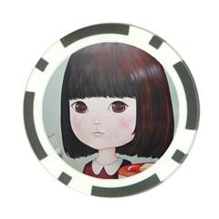 Maplesyrupsyndrome4 0 Poker Chip Card Guards (10 Pack)  by kaoruhasegawa