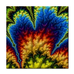 Amazing Special Fractal 25a Face Towel by Fractalworld