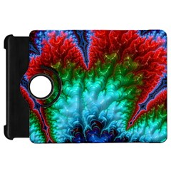 Amazing Special Fractal 25b Kindle Fire HD Flip 360 Case by Fractalworld