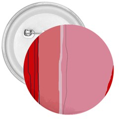 Red And Pink Lines 3  Buttons by Valentinaart