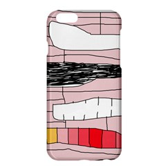 Worms Apple Iphone 6 Plus/6s Plus Hardshell Case by Valentinaart