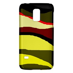 Decorative Abstract Design Galaxy S5 Mini by Valentinaart