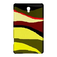 Decorative abstract design Samsung Galaxy Tab S (8.4 ) Hardshell Case  by Valentinaart