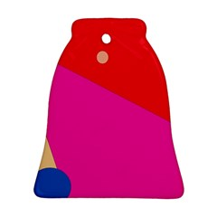Colorful Abstraction Ornament (bell)  by Valentinaart