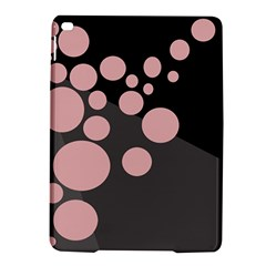 Pink Dots Ipad Air 2 Hardshell Cases by Valentinaart
