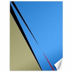 Elegant Lines Canvas 36  X 48   by Valentinaart