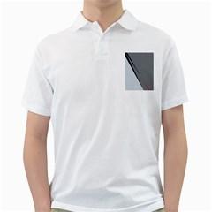 Elegant gray Golf Shirts by Valentinaart