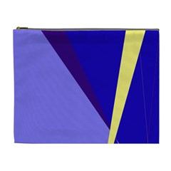 Geometrical abstraction Cosmetic Bag (XL)