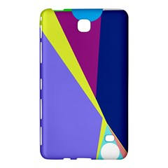 Geometrical Abstraction Samsung Galaxy Tab 4 (7 ) Hardshell Case  by Valentinaart