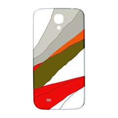 Decorative Abstraction Samsung Galaxy S4 I9500/i9505  Hardshell Back Case by Valentinaart