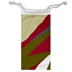 Decoratve Abstraction Jewelry Bags by Valentinaart