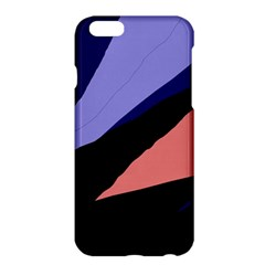 Purple And Pink Abstraction Apple Iphone 6 Plus/6s Plus Hardshell Case by Valentinaart