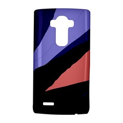 Purple And Pink Abstraction Lg G4 Hardshell Case by Valentinaart