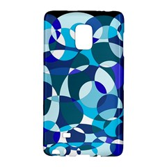 Blue Abstraction Galaxy Note Edge
