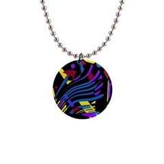 Optimistic Abstraction Button Necklaces