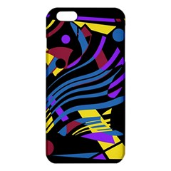 Optimistic Abstraction Iphone 6 Plus/6s Plus Tpu Case by Valentinaart