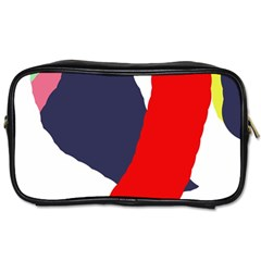 Beautiful Abstraction Toiletries Bags 2 Side by Valentinaart