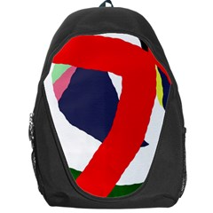 Beautiful Abstraction Backpack Bag by Valentinaart