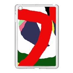 Beautiful Abstraction Apple Ipad Mini Case (white) by Valentinaart