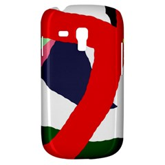 Beautiful Abstraction Samsung Galaxy S3 Mini I8190 Hardshell Case by Valentinaart