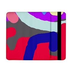 Crazy Abstraction Samsung Galaxy Tab Pro 8 4  Flip Case by Valentinaart
