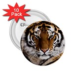 Tiger 2.25  Button (10 pack)