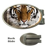 Tiger Money Clip (Oval)
