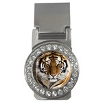 Tiger Money Clip (CZ)