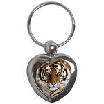 Tiger Key Chain (Heart)