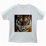 Tiger Kids White T-Shirt