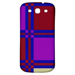 Deorative Design Samsung Galaxy S3 S Iii Classic Hardshell Back Case by Valentinaart
