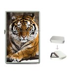 Tiger Flip Top Lighter