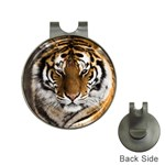 Tiger Golf Ball Marker Hat Clip