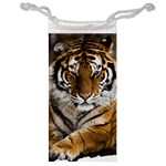 Tiger Jewelry Bag