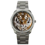 Tiger Sport Metal Watch