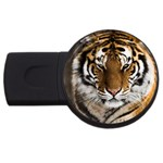 Tiger USB Flash Drive Round (4 GB)