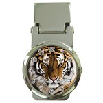 Tiger Money Clip Watch
