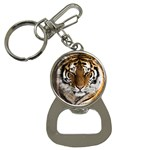 Tiger Bottle Opener Key Chain
