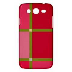 Red And Green Samsung Galaxy Mega 5 8 I9152 Hardshell Case