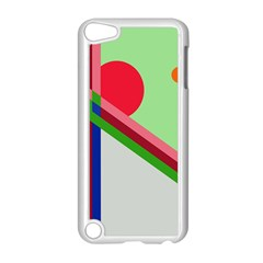 Decorative Abstraction Apple Ipod Touch 5 Case (white) by Valentinaart