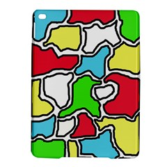 Colorful Abtraction Ipad Air 2 Hardshell Cases by Valentinaart