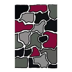 Decorative Abstraction Shower Curtain 48  X 72  (small)  by Valentinaart