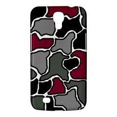 Decorative Abstraction Samsung Galaxy Mega 6 3  I9200 Hardshell Case by Valentinaart