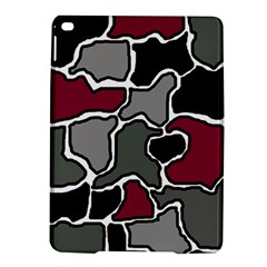 Decorative Abstraction Ipad Air 2 Hardshell Cases by Valentinaart