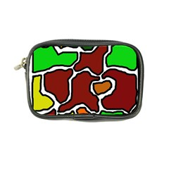 Africa Abstraction Coin Purse by Valentinaart