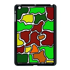 Africa Abstraction Apple Ipad Mini Case (black) by Valentinaart