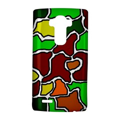 Africa Abstraction Lg G4 Hardshell Case by Valentinaart